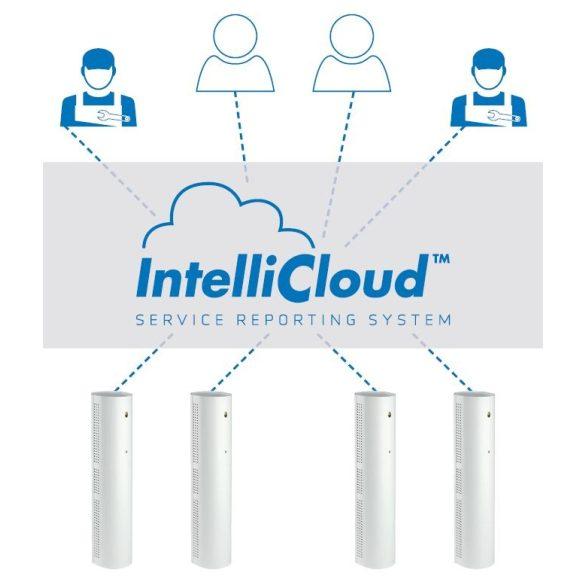 IntelliCloud – Szervizjelentési rendszer